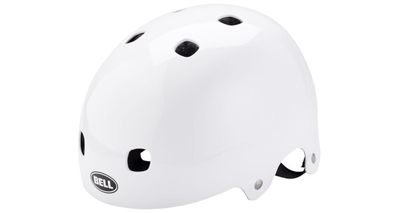 Bell Segment hjelm hvid
